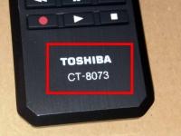 CT8073 TOSHIBA