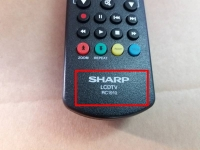 RC1910 SHARP