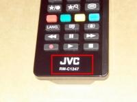 RM-C1247 JVC